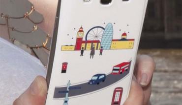Samsung Galaxy S3 cover