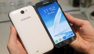 Samsung Galaxy S3 vs. Samsung Galaxy Note 2