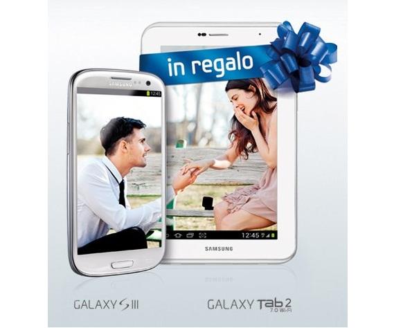 Samsung galaxy tab wi fi in promozione si allungano i tempi