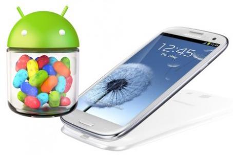 Aggiornamento Galaxy S3