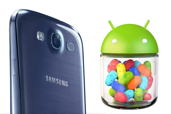 Jelly Bean Galaxy S3