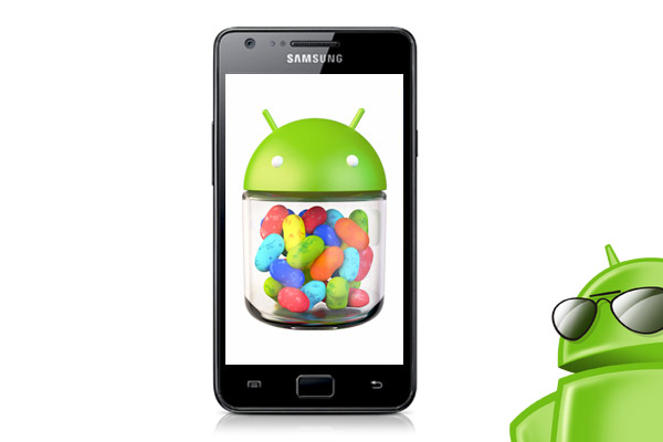 Jelly Bean Galaxy S2