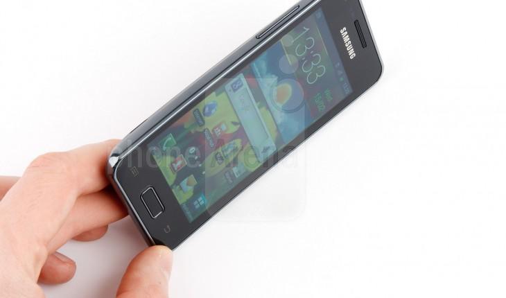 Aggiornamento Galaxy S Advance