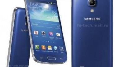 Samsung Galaxy S4 Blu Iceberg