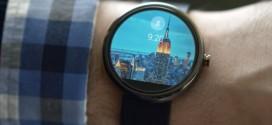 Android Wear si aggiorna per facilitare lo screenshot