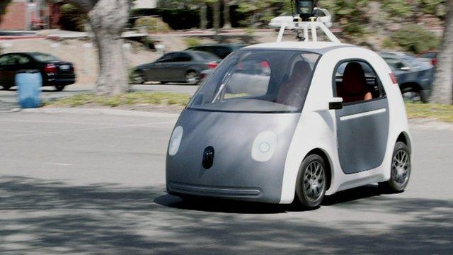 google self driving car sar disponibile nel 2015. Black Bedroom Furniture Sets. Home Design Ideas