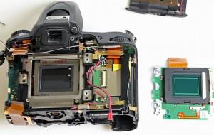 sensore fotocamera