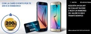 Rimborso Samsung Galaxy S6