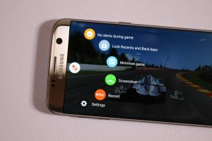 Game Launcher Samsung Galaxy S7