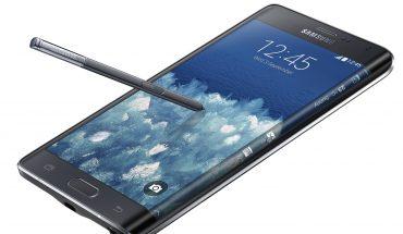 Samsung Galaxy Note 7 Edge conferme