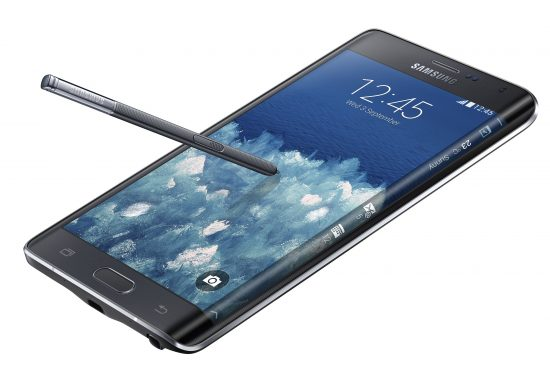 Samsung Galaxy Note 7 Edge conferme