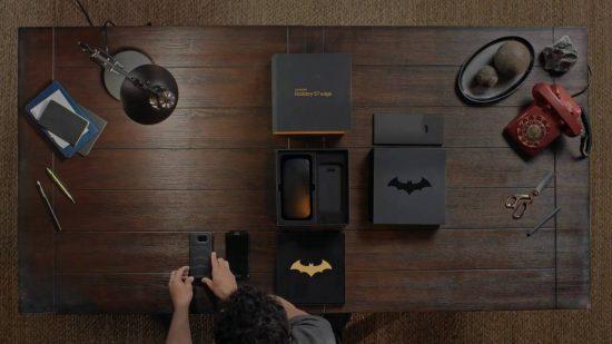 Samsung Galaxy S7 Edge Injustice Edition Batman