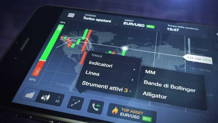 trading con le app